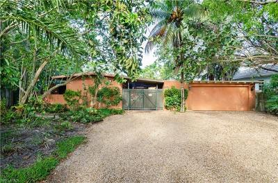 Naples, Bonita Springs, Estero Single Family Home For Sale: 620 6th Ave N