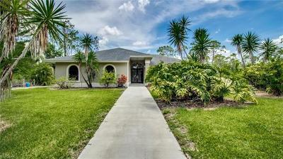 Naples Single Family Home For Sale: 5960 Star Grass Ln