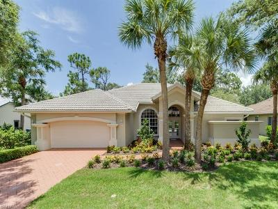 Bonita Springs Single Family Home For Sale: 3510 Muscadine Ln