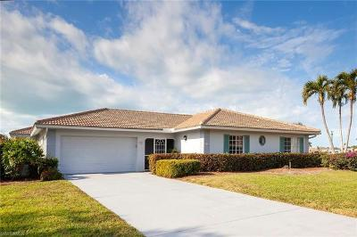 Marco Island Single Family Home For Sale: 232 Shadowridge Ct