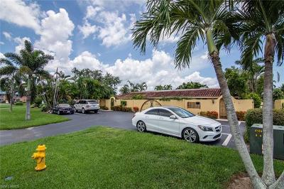 Naples Condo/Townhouse For Sale: 156 Harrison Rd #J-1
