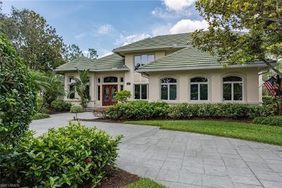 Naples, Bonita Springs, Estero Single Family Home For Sale: 4356 Pond Apple Dr N