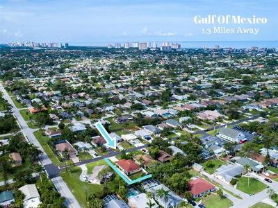 Naples Single Family Home For Sale: 789 107th Ave N