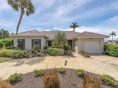 Marco Island Single Family Home For Sale: 463 Echo Cir