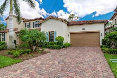 Collier County Single Family Home For Sale: 7890 Allende Ln