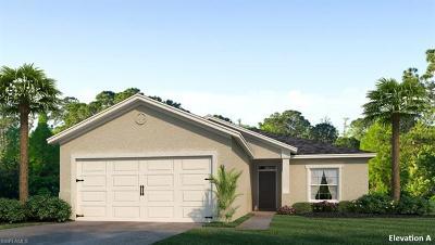 Lehigh Acres Single Family Home For Sale: 8180 Gopher Tortoise Trl