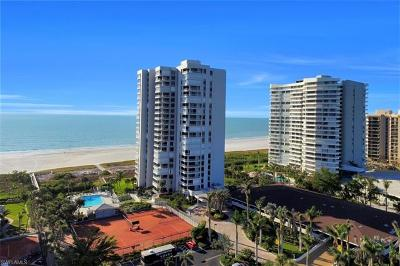 Marco Island Condo/Townhouse For Sale: 300 S Collier Blvd #1804