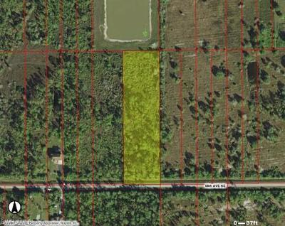 Naples Residential Lots & Land For Sale: 68th Ave NE