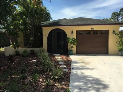 Naples Rental For Rent: 646 93rd Ave N