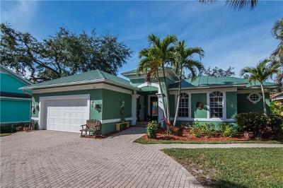 Bonita Springs FL Single Family Home For Sale: $595,000