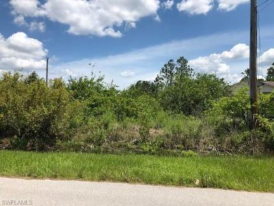 Naples Residential Lots & Land For Sale: 3560 58th Ave NE