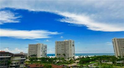 Marco Island Condo/Townhouse For Sale: 591 Seaview Ct #A-402