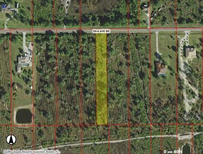 Naples Residential Lots & Land For Sale: 4234 62nd Ave NE