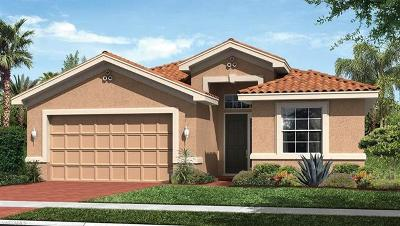 Cape Coral Single Family Home For Sale: 2869 Sunset Pointe Cir