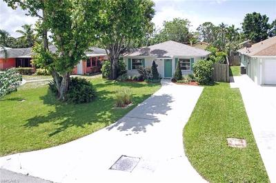 Naples Single Family Home For Sale: 676 104th Ave N