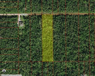 Naples Residential Lots & Land For Sale: 4450 32nd Ave SE