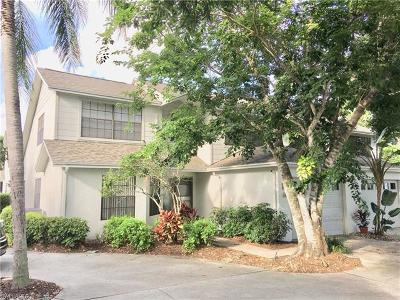 Naples Condo/Townhouse For Sale: 840 Meadowland Dr #i