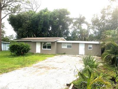 Bonita Springs Single Family Home For Sale: 27110 Morgan Rd
