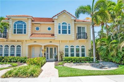 Naples, Bonita Springs Condo/Townhouse For Sale: 285 2nd Ave S #103