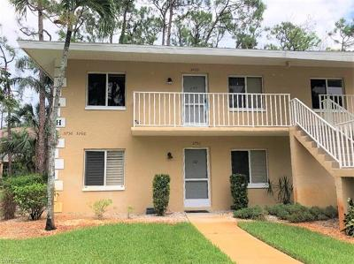 Naples Condo/Townhouse For Sale: 5760 Woodmere Lake Cir #H-201