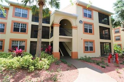 Naples Condo/Townhouse For Sale: 7925 Preserve Cir #334