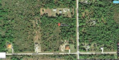 Collier County Residential Lots & Land For Sale: 1071 16th St NE