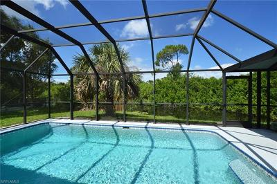 Collier County Single Family Home For Sale: 1315 Opuntia Ln
