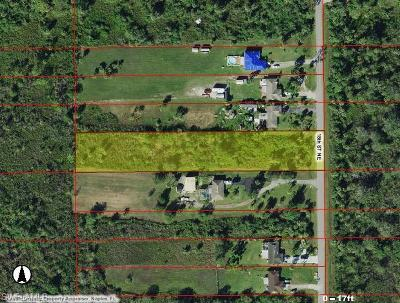 Collier County Residential Lots & Land For Sale: 18th St NE