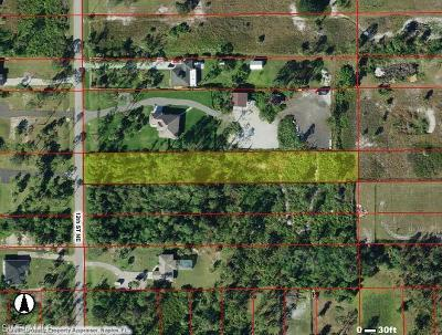 Collier County Residential Lots & Land For Sale: 12th St NE