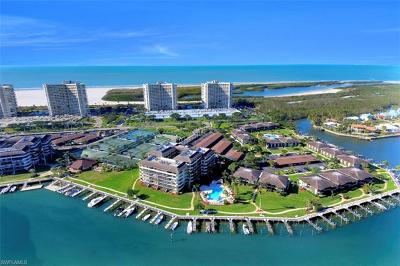 Marco Island Condo/Townhouse Pending With Contingencies: 561 Seaview Ct #F-4