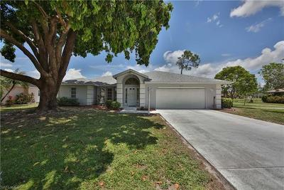Bonita Springs Single Family Home For Sale: 25117 Paradise Rd