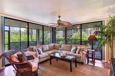 Bonita Springs Condo/Townhouse For Sale: 3651 Wild Pines Dr #107