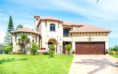 Marco Island Single Family Home For Sale: 1080 Old Marco Ln