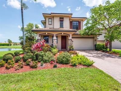 Collier County, Lee County Single Family Home For Sale: 1261 Kendari Ter
