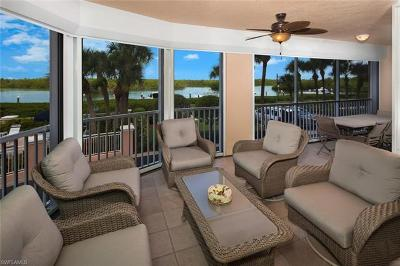 Naples Condo/Townhouse For Sale: 445 Dockside Dr #201