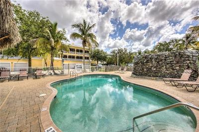 Bonita Springs Condo/Townhouse For Sale: 4450 Chickee Hut Ct #102