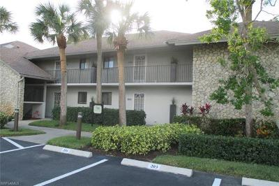 Naples Condo/Townhouse For Sale: 746 Eagle Creek 526 Aka Dr #103