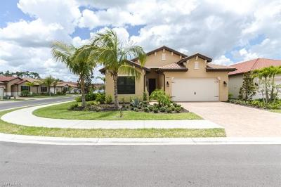 Naples Single Family Home For Sale: 14505 Tuscany Pointe Trl