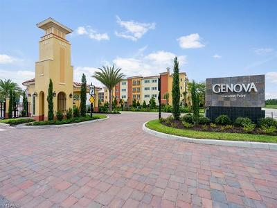 Estero Condo/Townhouse For Sale: 21450 Strada Nuova Cir #A314
