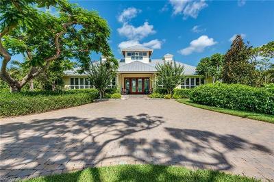 Naples FL Single Family Home For Sale: $2,150,000