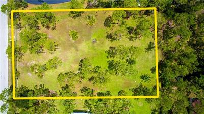 Bonita Springs Residential Lots & Land For Sale: 24310 Dietz Dr