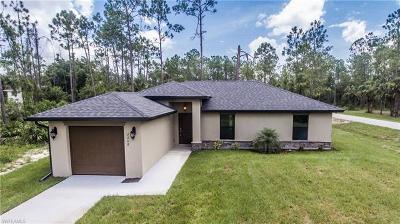 Naples Single Family Home For Sale: 2208 16th St NE