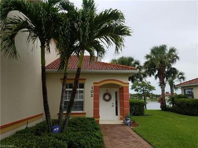 Naples Condo/Townhouse For Sale: 25029 Peacock Ln #102