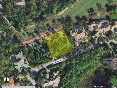 Naples Residential Lots & Land For Sale: 344 Chancery Cir