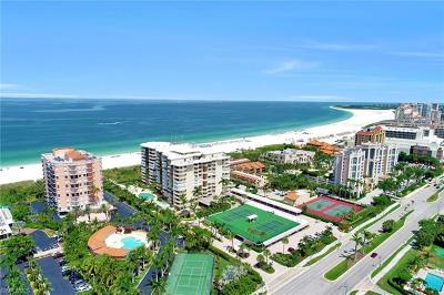 Marco Island Condo/Townhouse For Sale: 520 Collier Blvd S #PHC