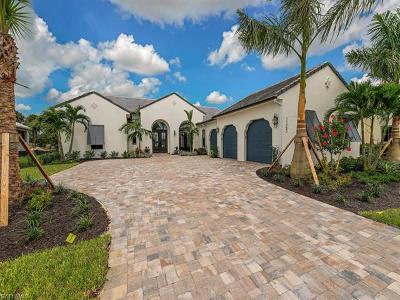 Single Family Home For Sale: 3263 Tavolara Ln