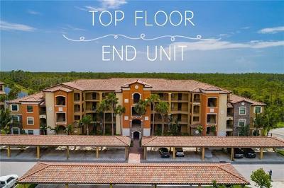 Naples Condo/Townhouse For Sale: 9815 Giaveno Ct #1231