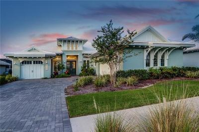 Collier County Single Family Home For Sale: 6368 Lyford Isle Dr