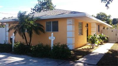 Goodland, Marco Island, Naples, Fort Myers, Lee Multi Family Home For Sale: 1134 Highlands Dr