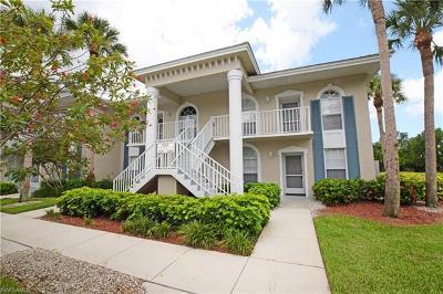 Collier County Condo/Townhouse For Sale: 8161 Twelve Oaks Cir #514